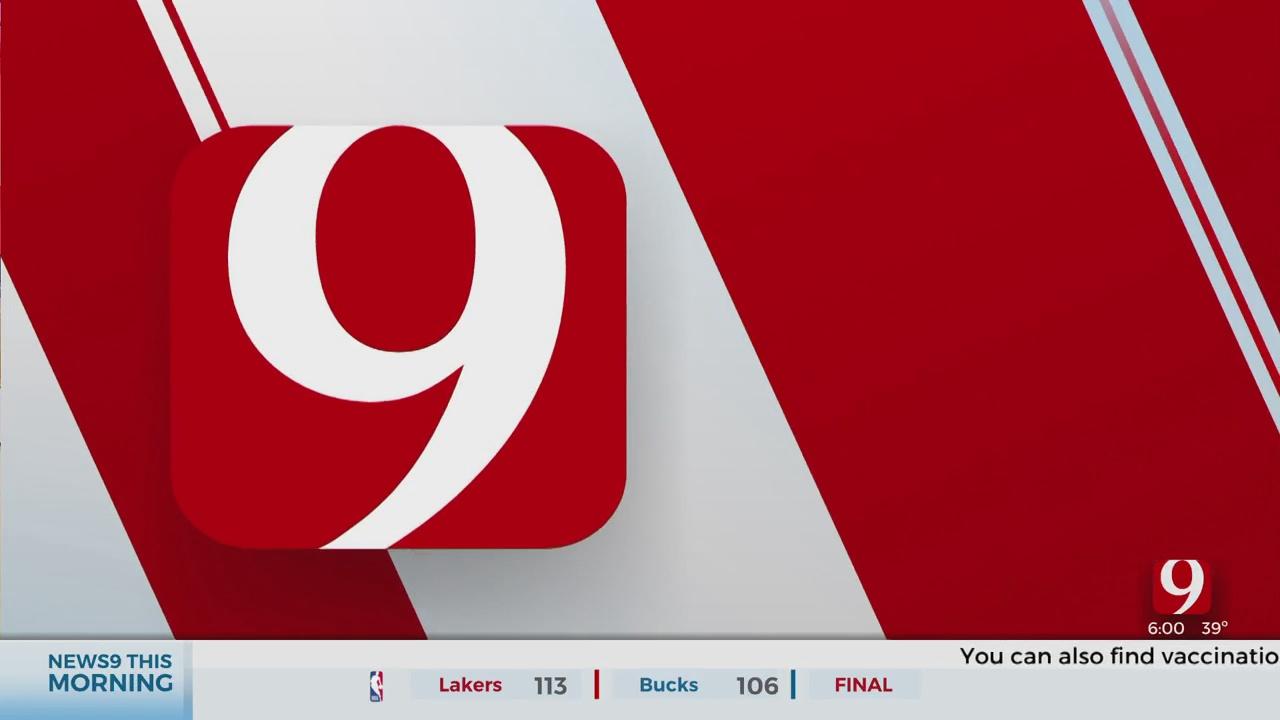 News 9 6 a.m. Newscast (Jan. 22)