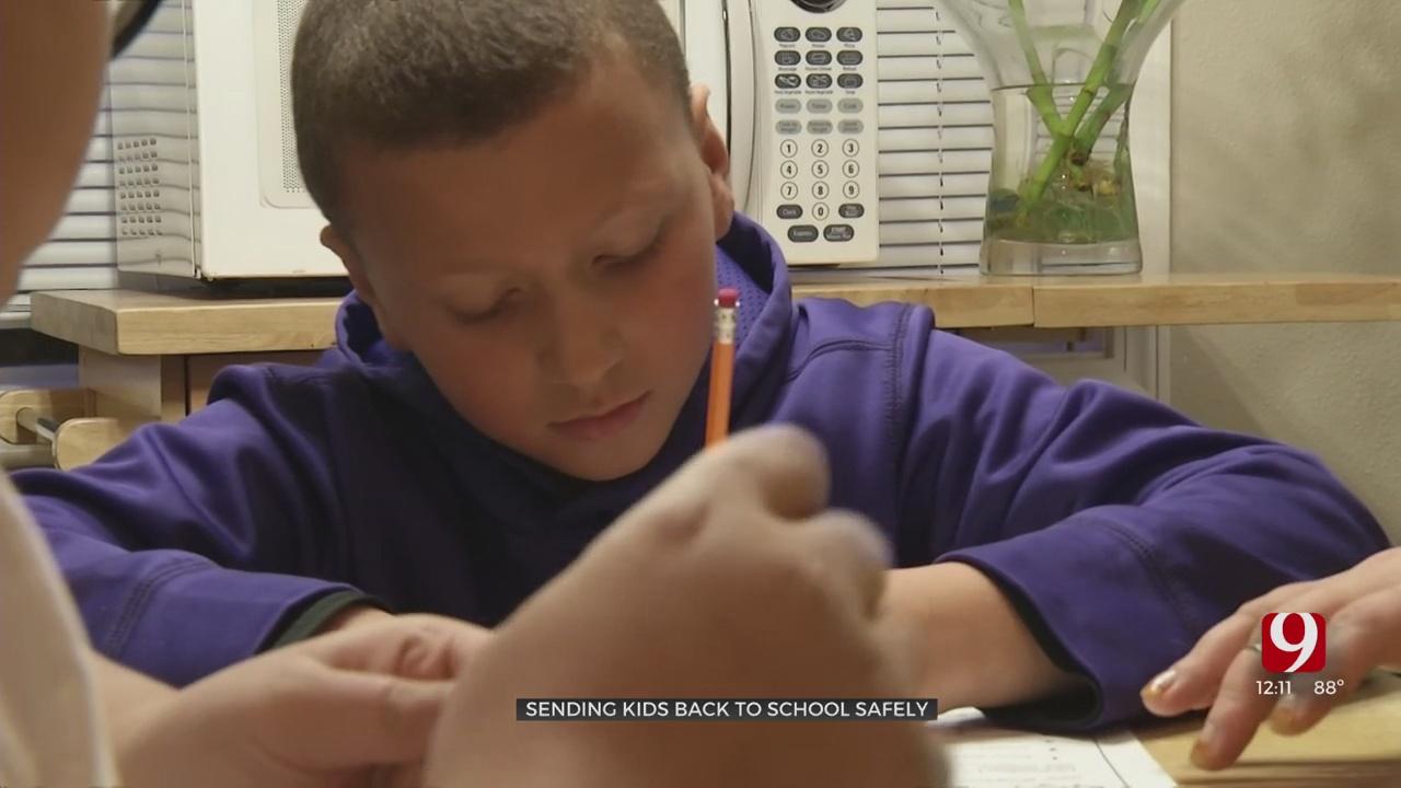 Medical Minute: Sending Kids Back To School