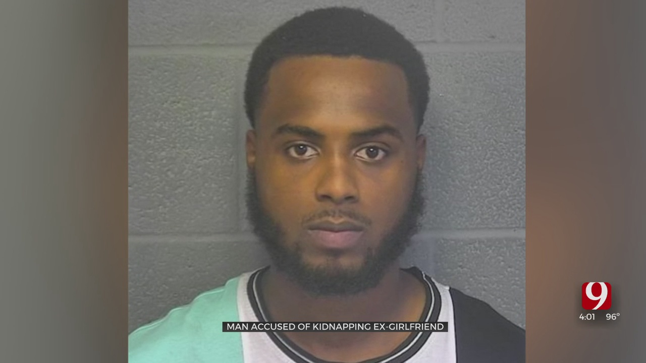 OKC Man Arrested, Accused Of Kidnapping Ex-Girlfriend
