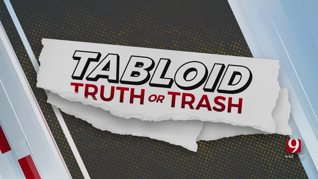 Tabloid Truth Or Trash For Sept. 14, 2021