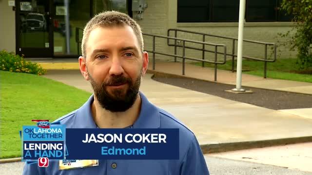 Lending A Hand: Jason Coker