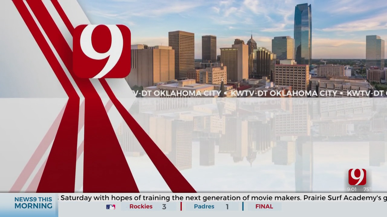 News 9 9 a.m. Newscast (July 12)