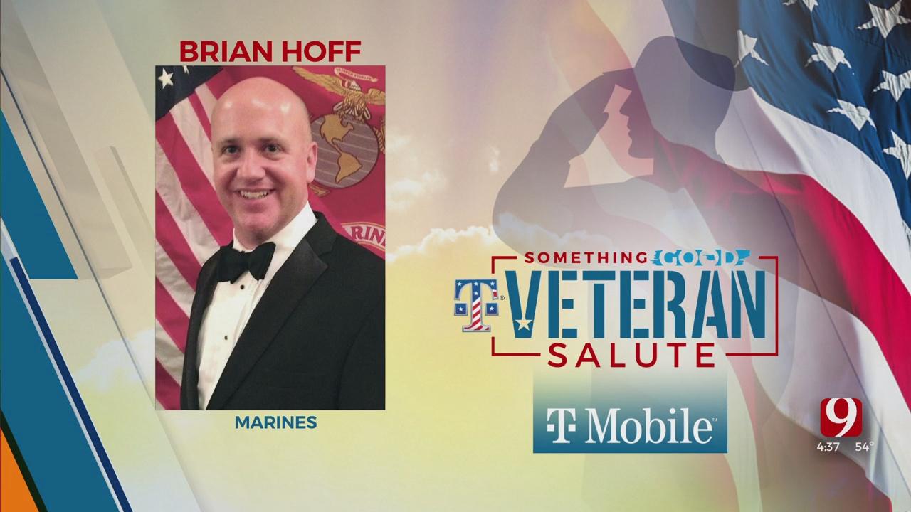Veteran Salute: Brian Hoff