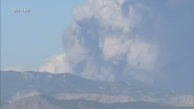 Colorado Wildfire Scorches More Than 23,000 Acres In One Day -- Becoming The Largest In State History