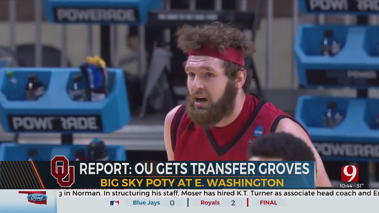 Sooners Land A Big Transfer, But Lose Playmaker