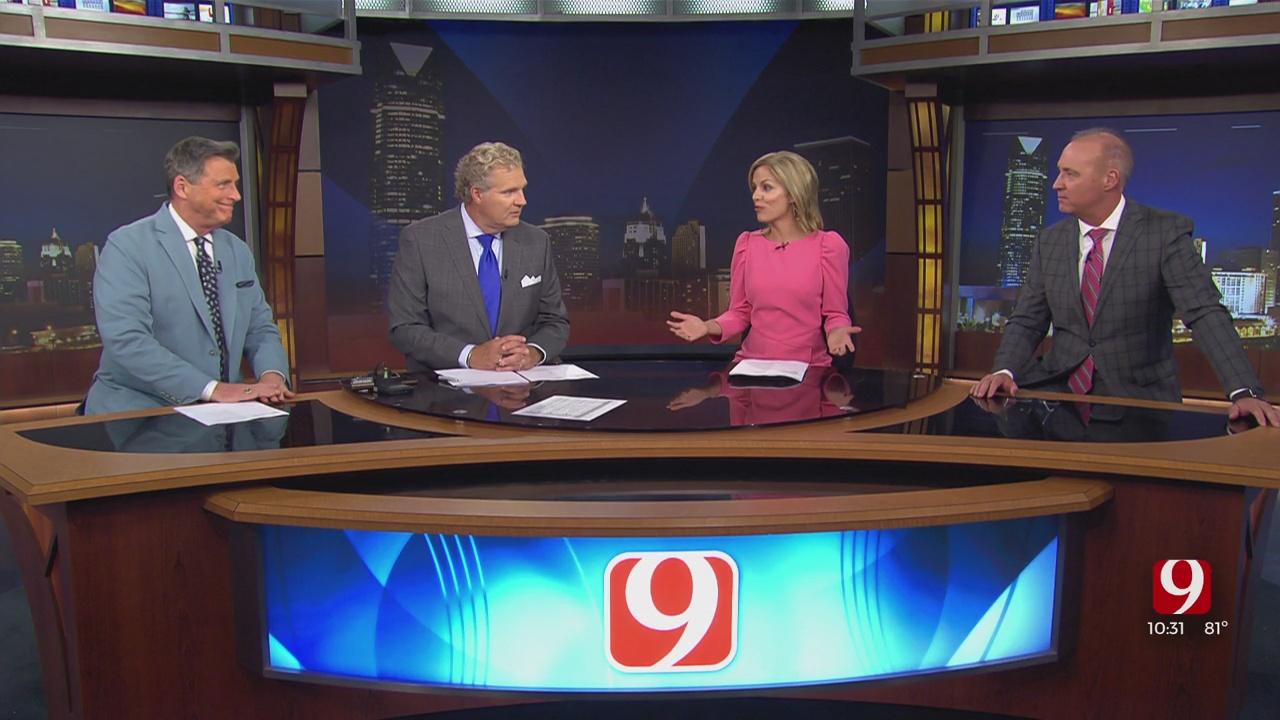 News 9 10 p.m. Newscast (Aug. 31)