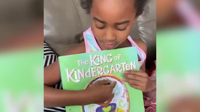 Kindergartener Launches Book Drive To Collect Stories About People Of Diverse Backgrounds
