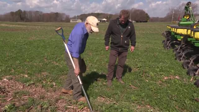 Farmers Using Different Techniques To Combat Effects Of Climate Change
