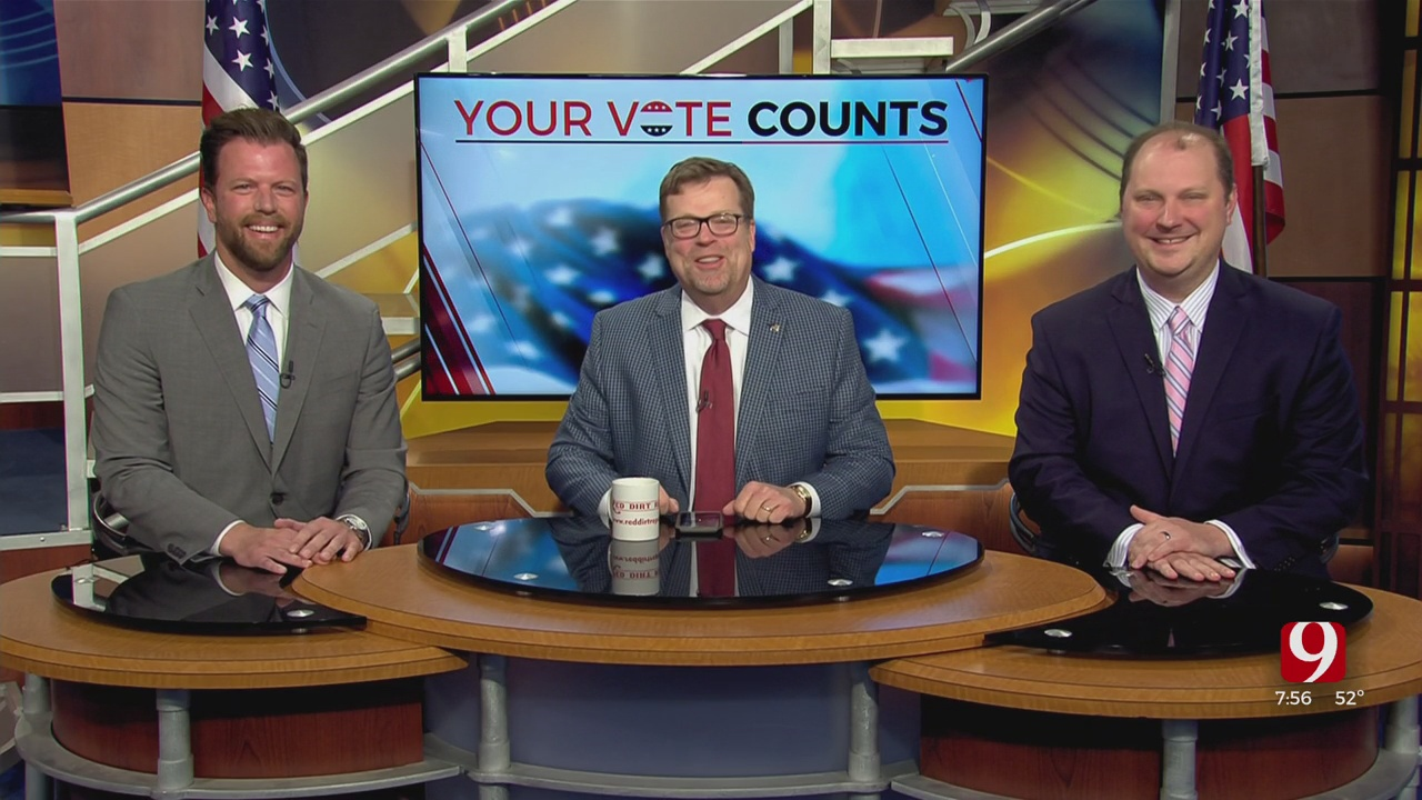 Your Vote Counts: Managed Care, Medical Marijuana, Executive Orders, Budget Disputes