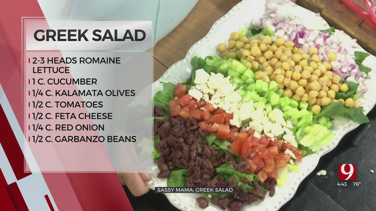 Sassy Mama: Greek Salad