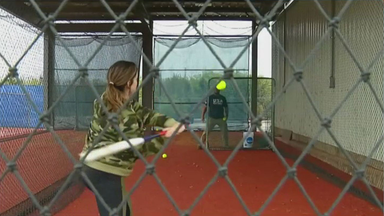 Outdoor Life With Lacie Lowry: Softball