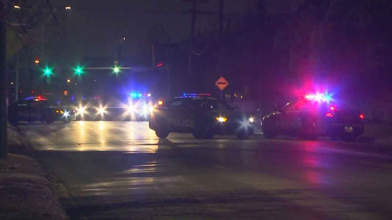 1 Dead After Being Hit By Car In NW OKC