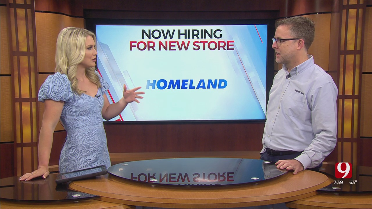 Homeland Grocery Store in OKC In Need Of More Employees