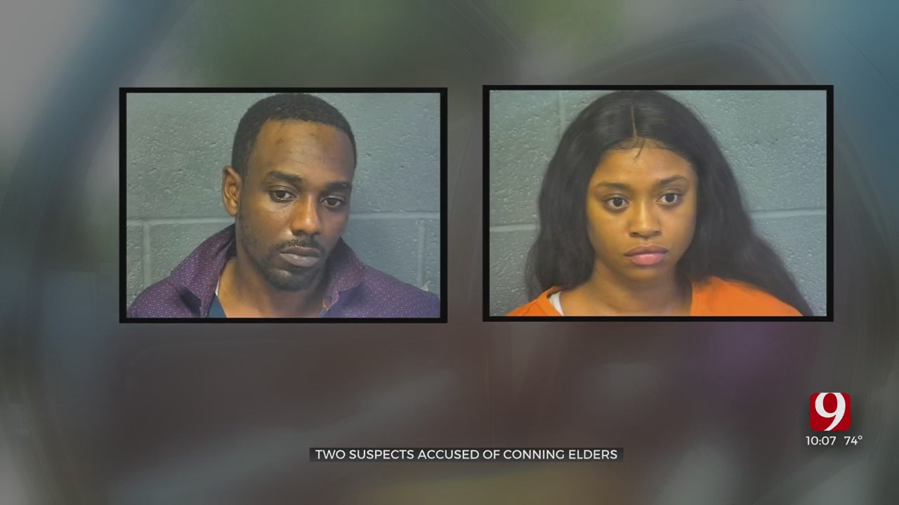 Man, Woman Arrested For 'Grandparent Scam,' Accused Of Tricking Seniors Out Of Thousands