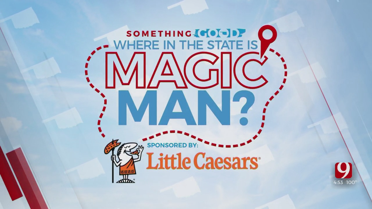 Where In The State Is Magic Man? Aug. 25, 2021