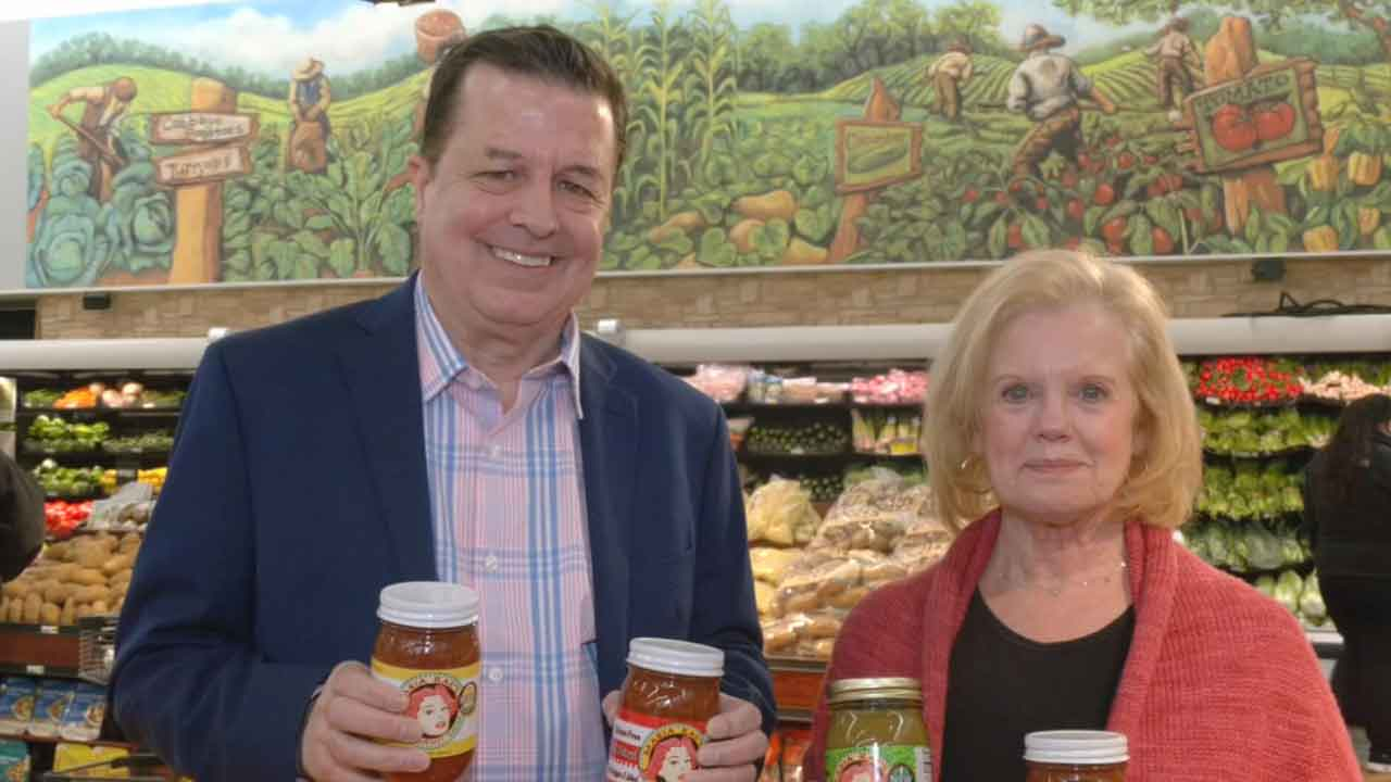Founder Of Netflix Inspired Series, GLOW, Buys Oklahoma Woman's Salsa Business