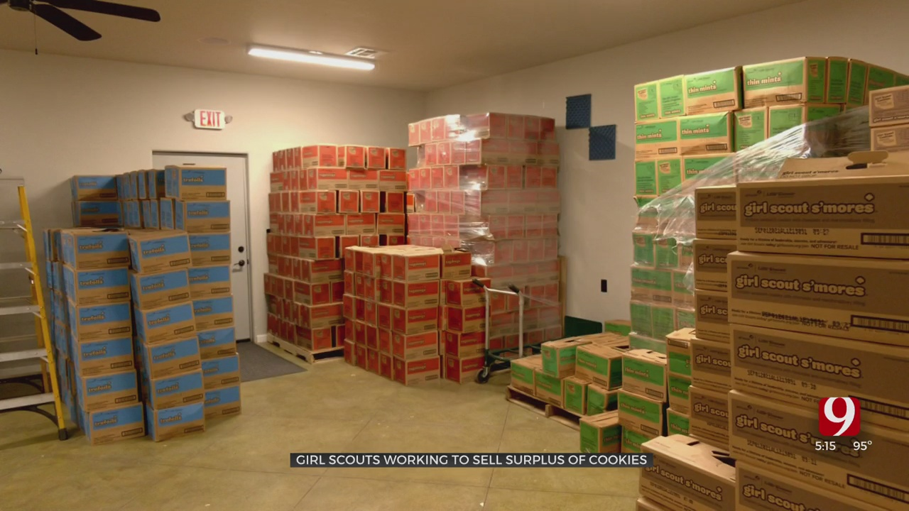 Local Girl Scout Troops Seek Creative Solutions For Selling Surplus Of Cookies