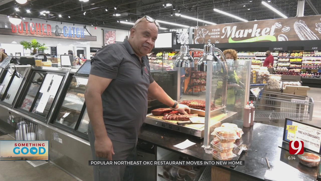 Leo's BBQ Finds New Home In The New Homeland Store In NE OKC