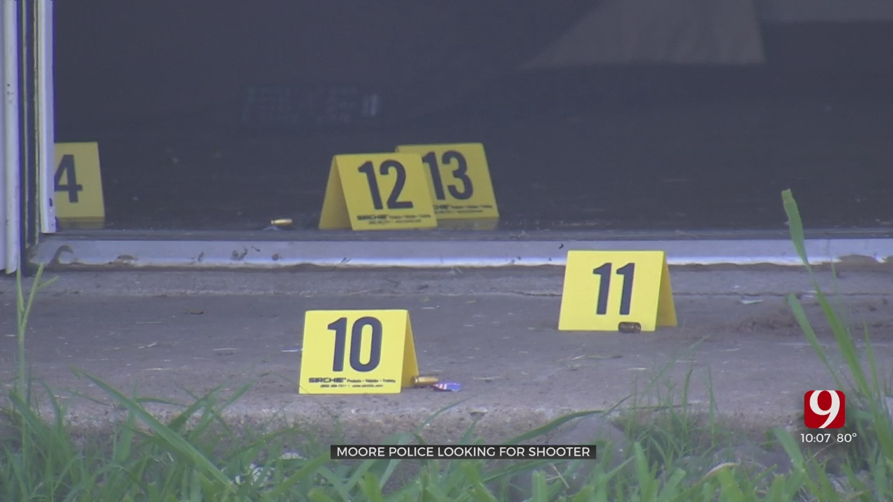 At Least 1 Person Injured In Moore Shooting