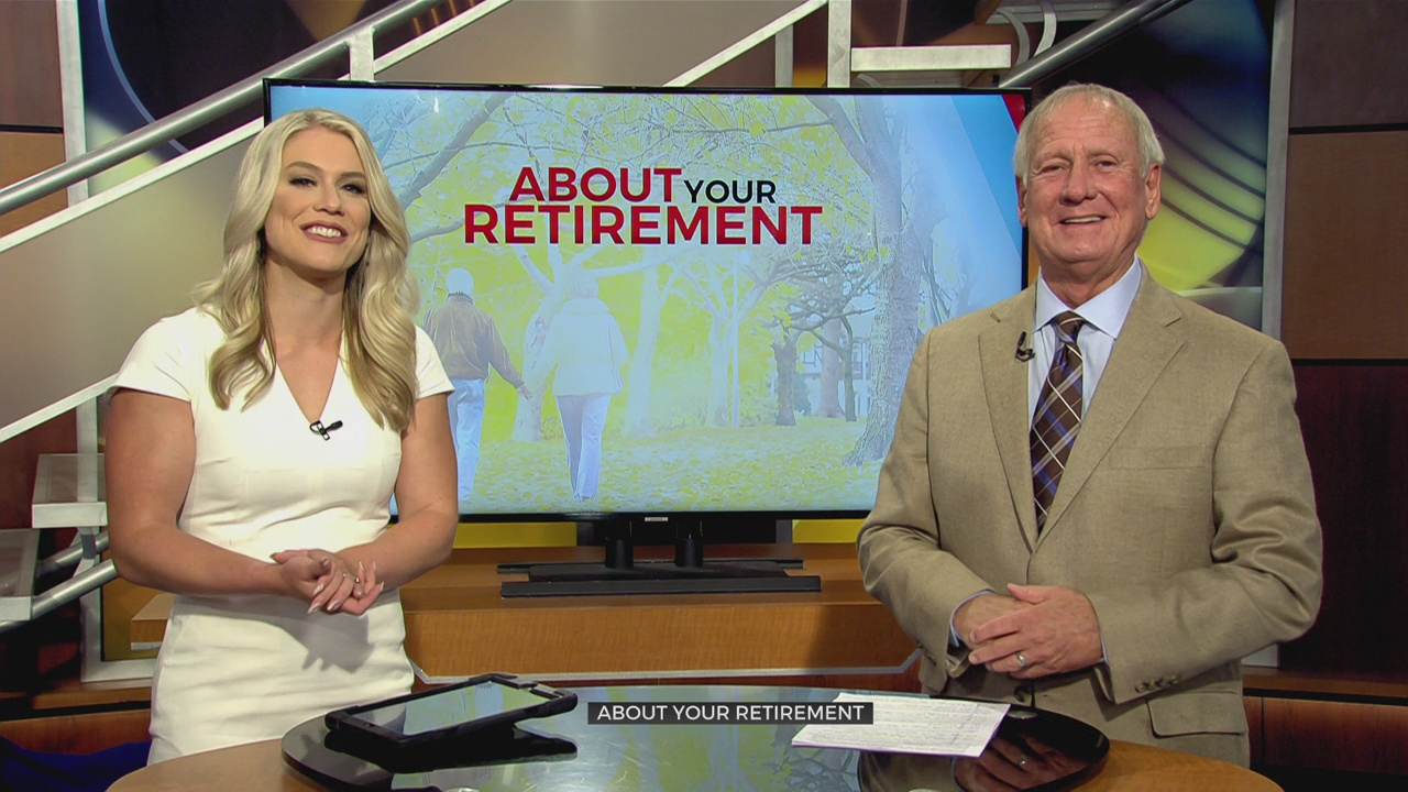 About Your Retirement: Breaking The Ice