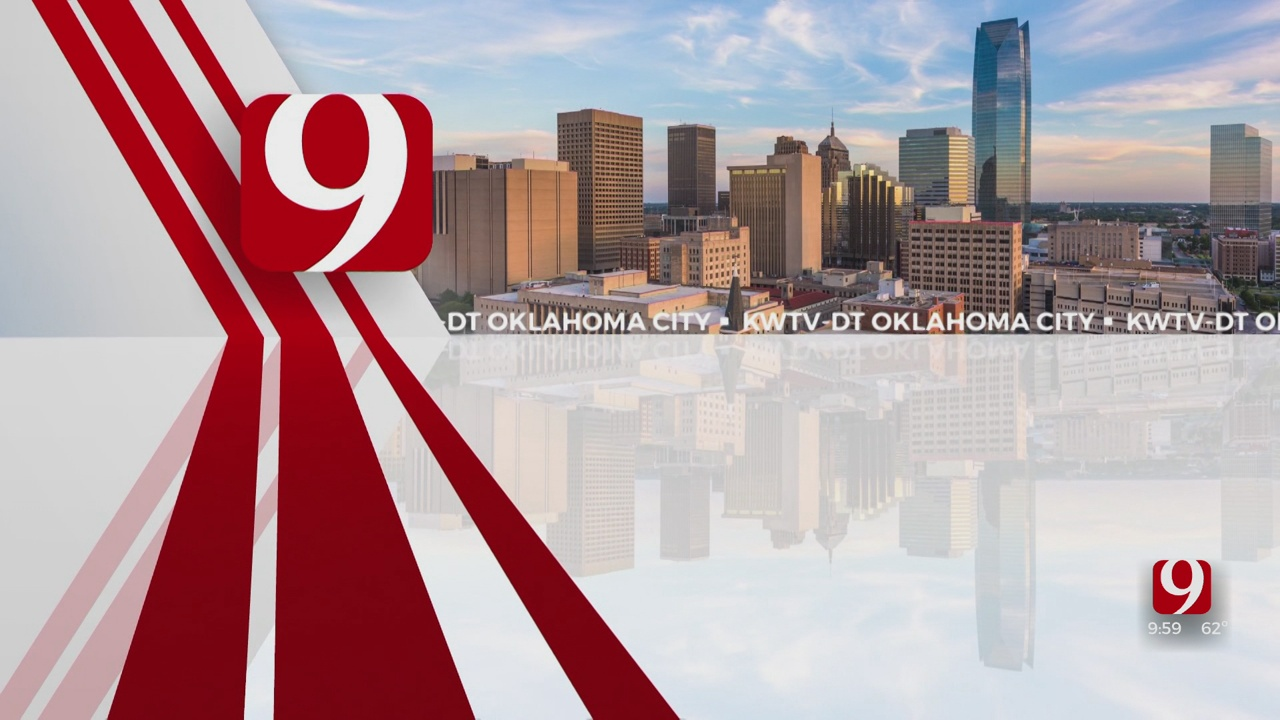News 9 10 p.m. Newscast (May 13)