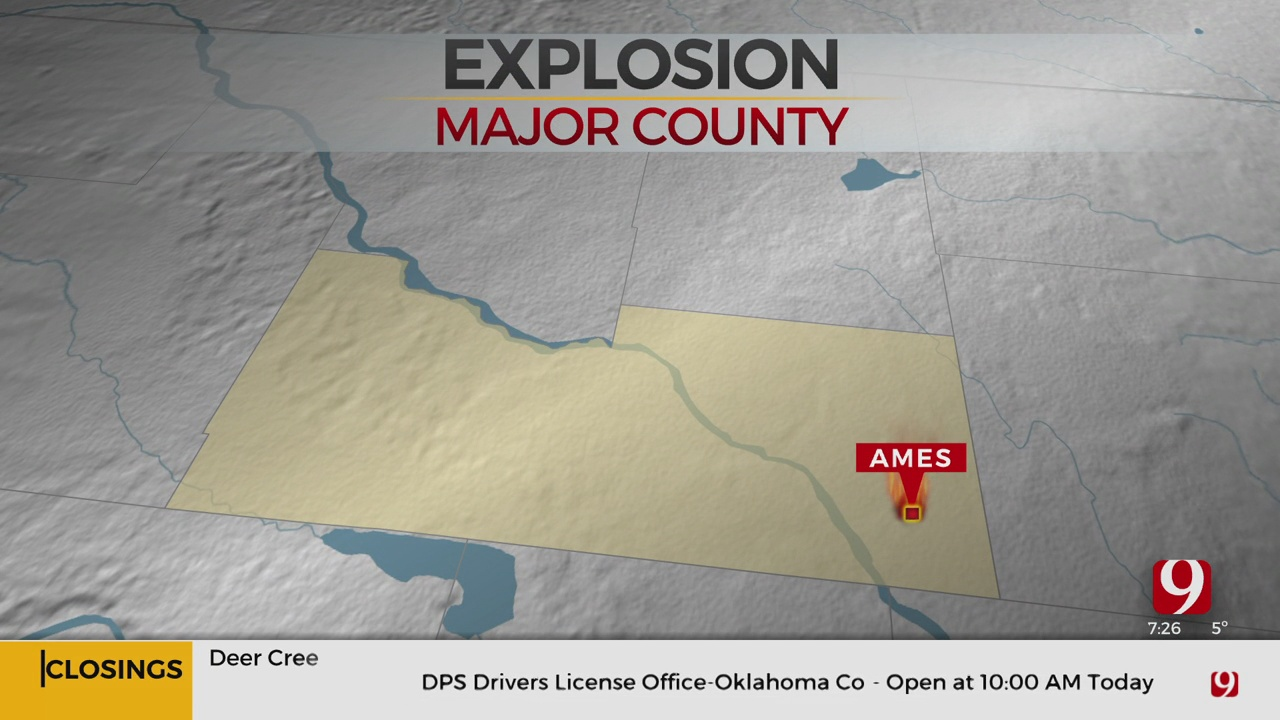 AMES Explosion