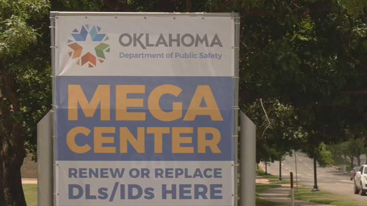 Oklahoma Opens License Renewal 'Megacenter' To Help Cut Down Backlog