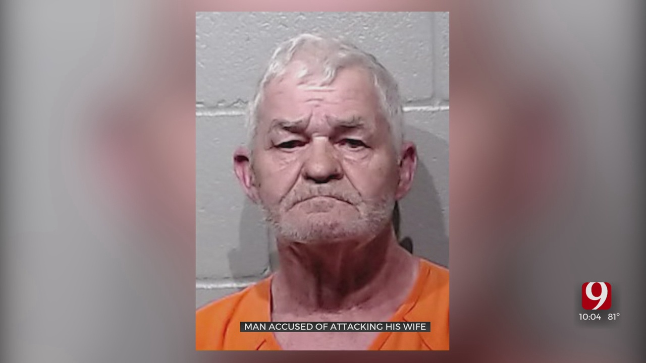 Cleveland Co. Man Accused Of Nearly Beating Wife To Death
