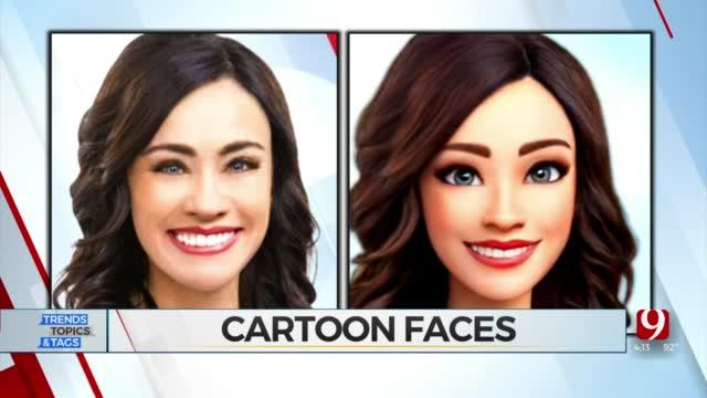 Trends, Topics & Tags: Cartoon Faces