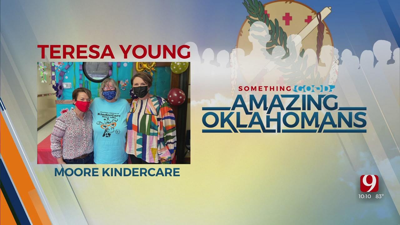Amazing Oklahoman: Teresa Young