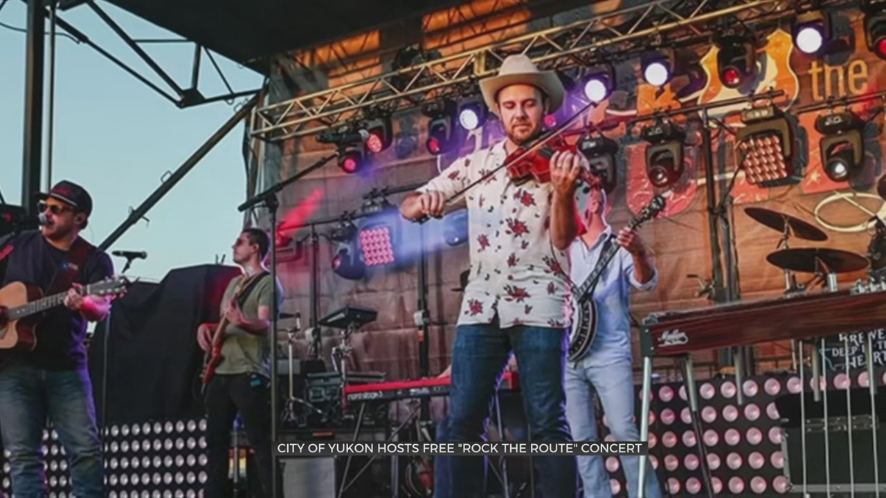 'Rock The Route' Concert Returns In Yukon