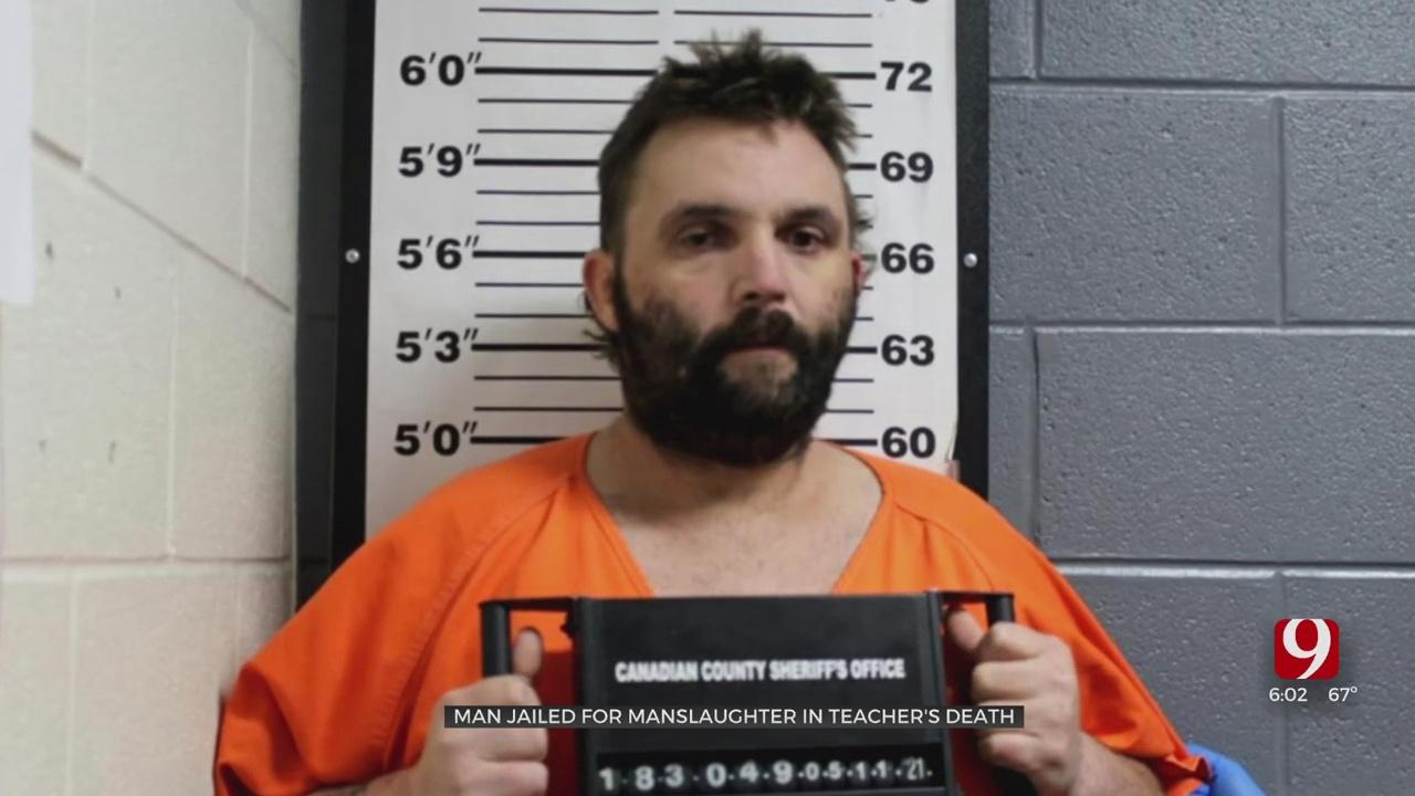 Man Arrested In Crash That Killed Mustang Public School Teacher