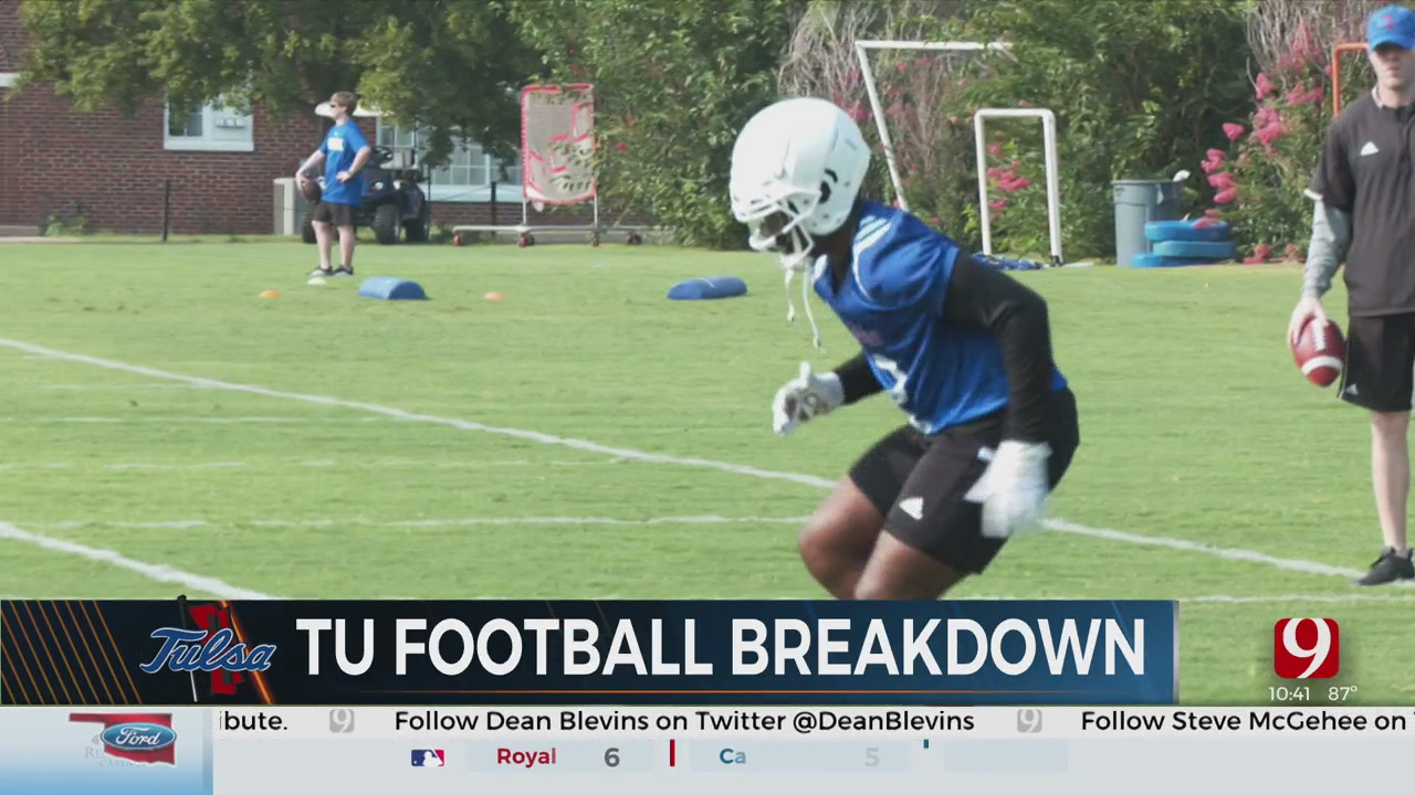 TU Football Breakdown