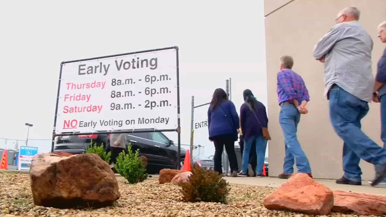 Oklahoma House Election Committee Advance Voting Bills