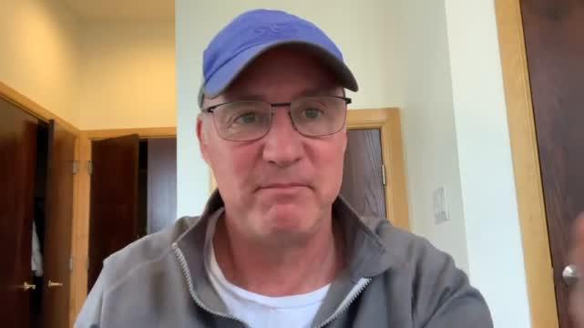 WATCH: David Payne's Update On Snow, Ice In Oklahoma