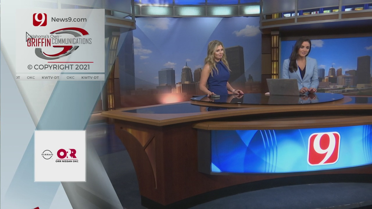 News 9 Noon Newscast (July 12)