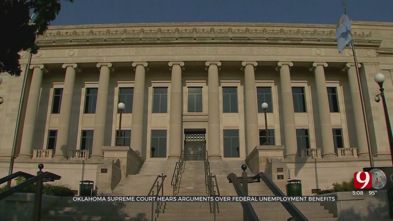 Oklahomans Ask State Supreme Court To Restart Pandemic Unemployment Benefits