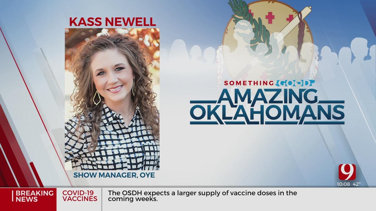 Amazing Oklahoman: Kass Newell