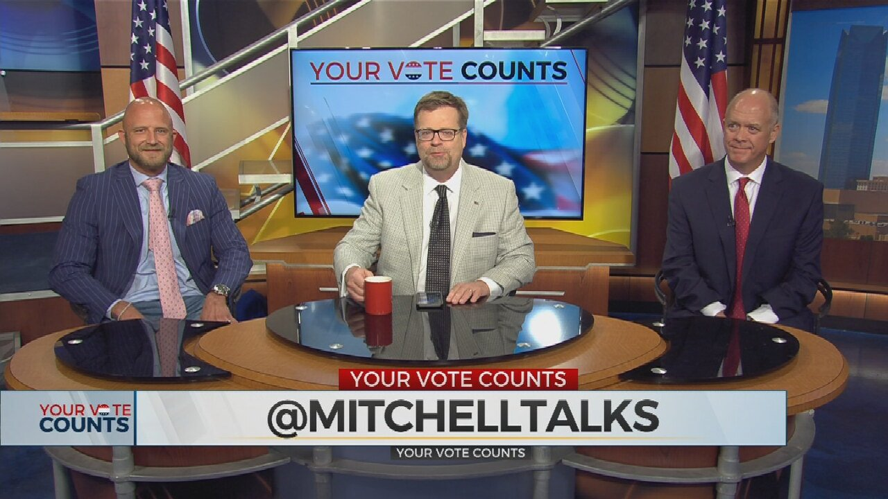 Your Vote Counts: Attorney General's Resignation, Medicaid Expansion, President Biden's Tulsa Visit