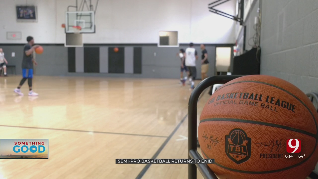 Outlaws Ride Into Enid As New Pro Basketball Team