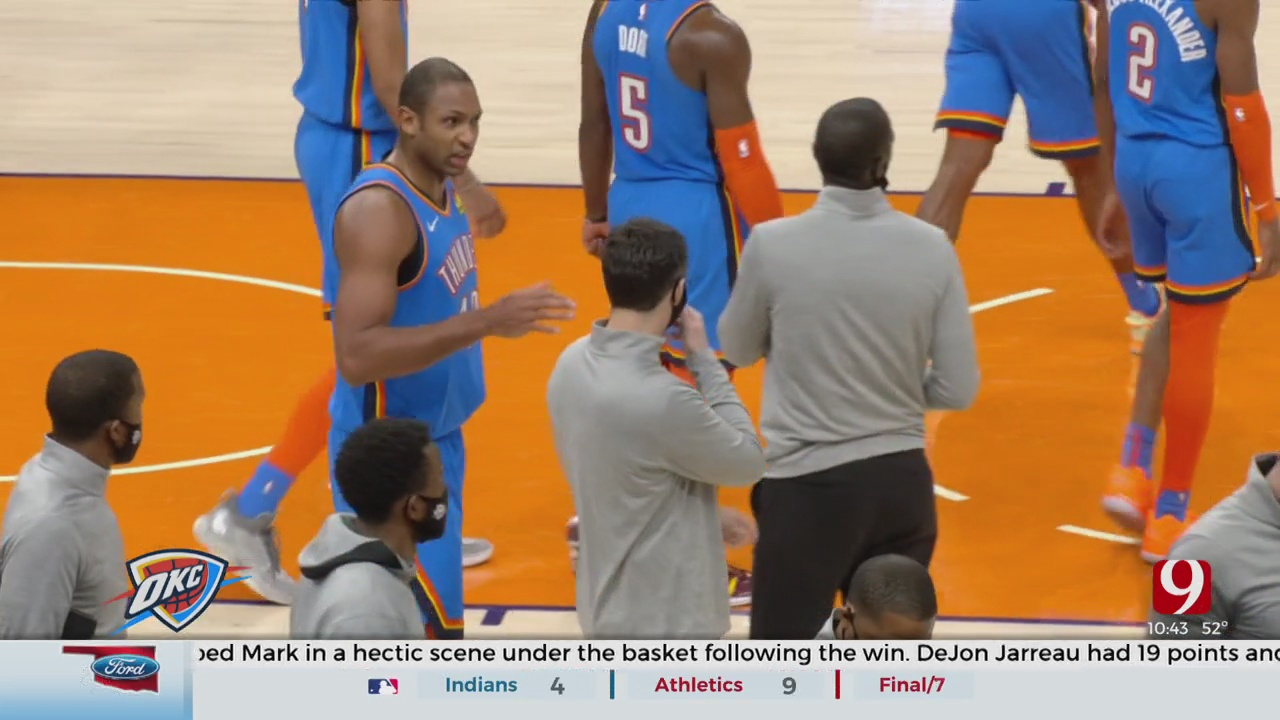 Thunder Reporter Steve McGehee Joins The Show To Recap The First Half Of The Season