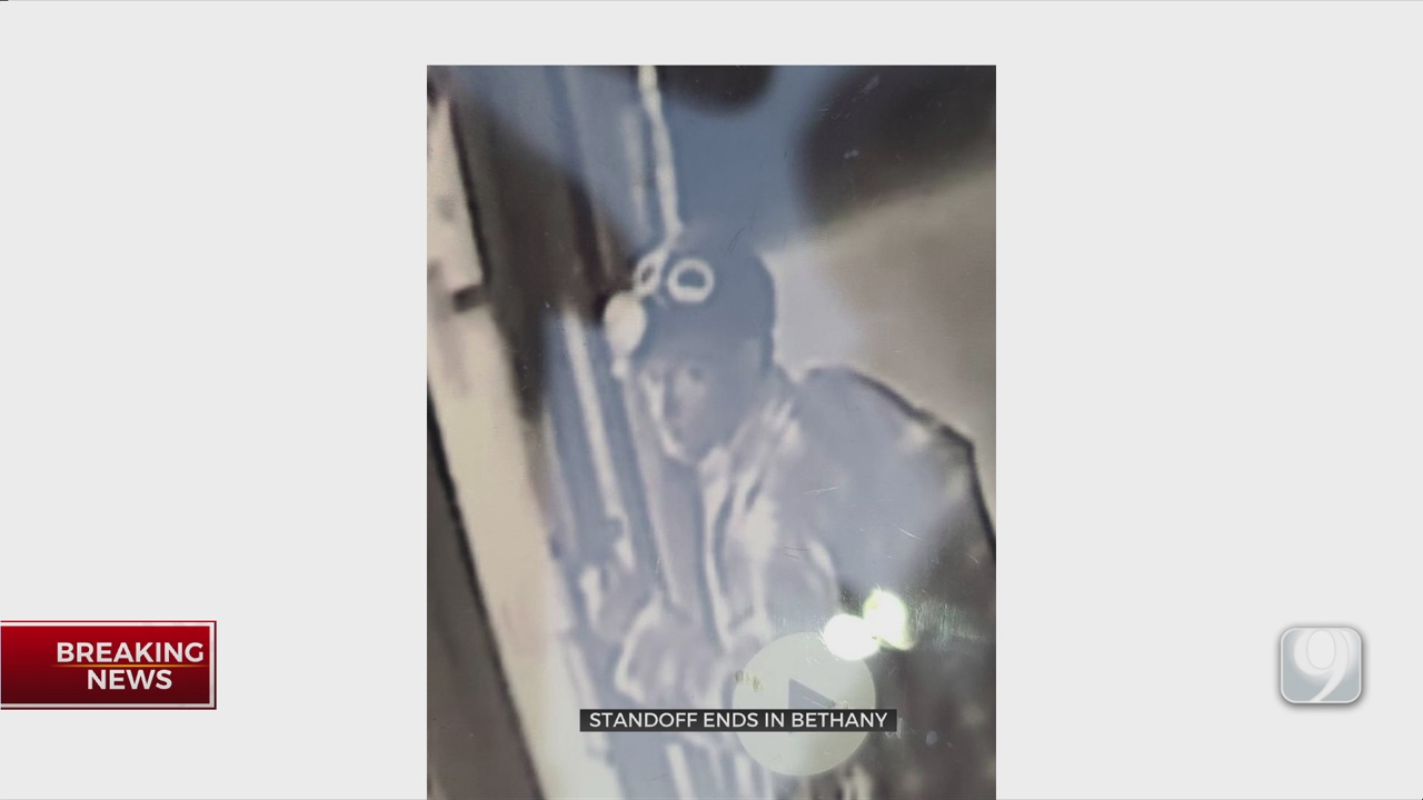 Bethany Police Search For Armed Robbery Suspect