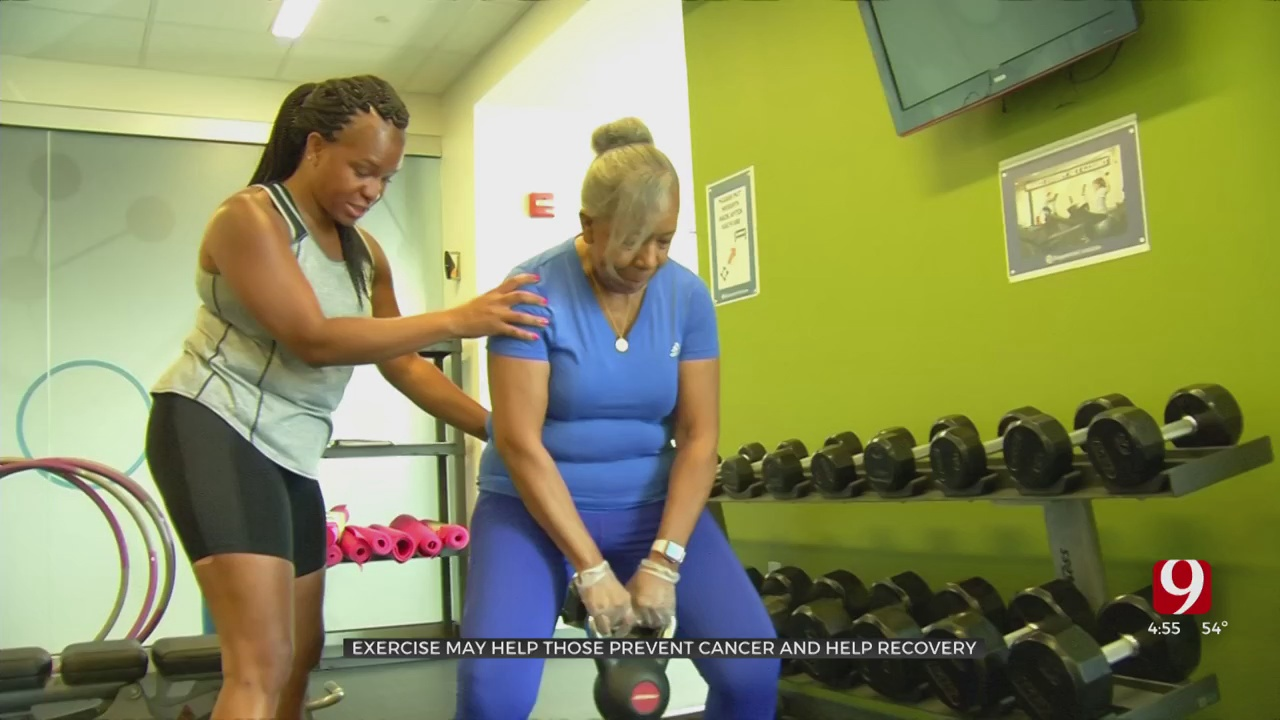 Medical Minute: Exercise May Help Those Prevent Cancer, Help Recovery