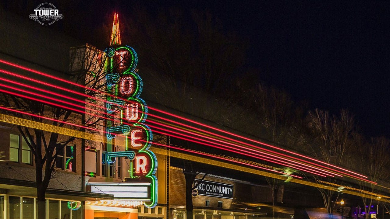 Tower Theatre In OKC Approved For Federal Grant