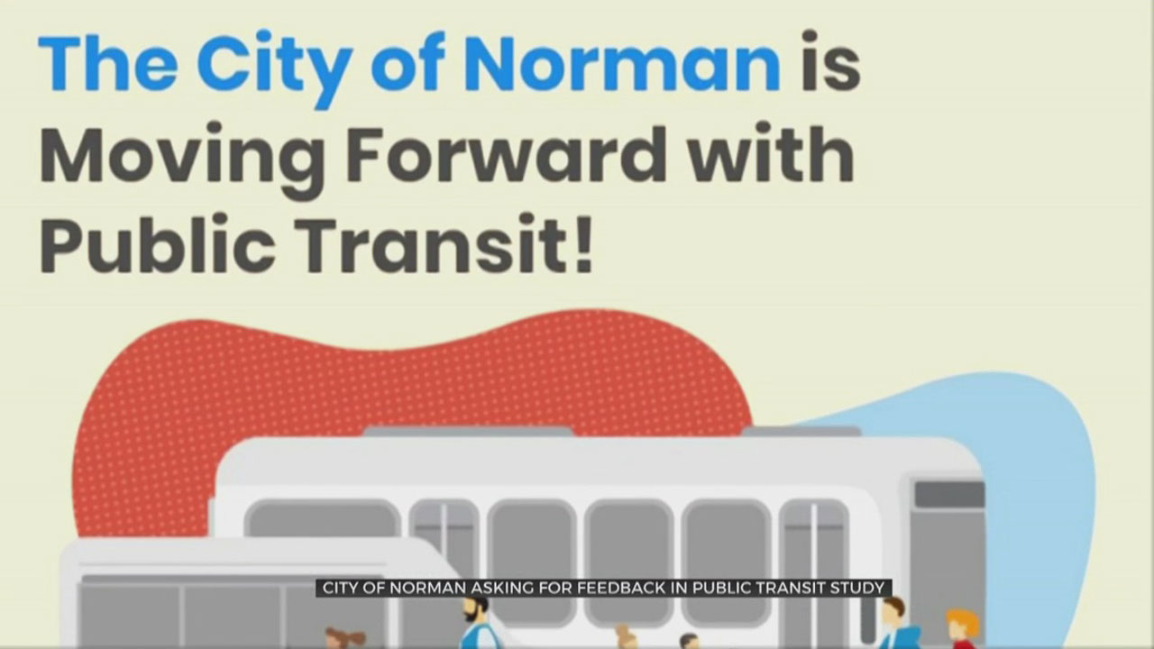 City Of Norman Asks For Feedback In Public Transit Study