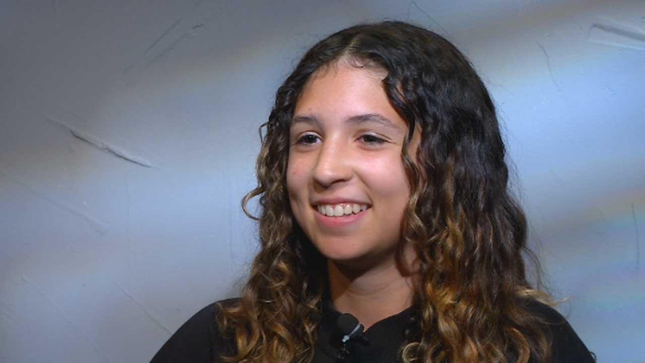 Edmond Teen Shares Her Story After Receiving Life-Changing Procedure