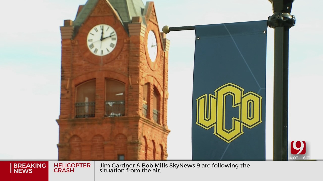 Cheerleaders' Case Against UCO Moves To Federal Court