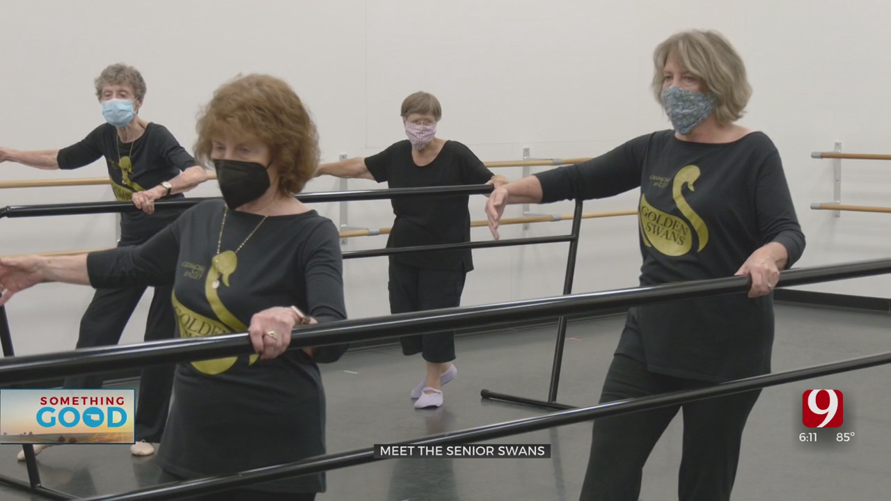 Oklahoma City Ballet Offers Classes For Seniors, Anyone With Parkinson's Disease