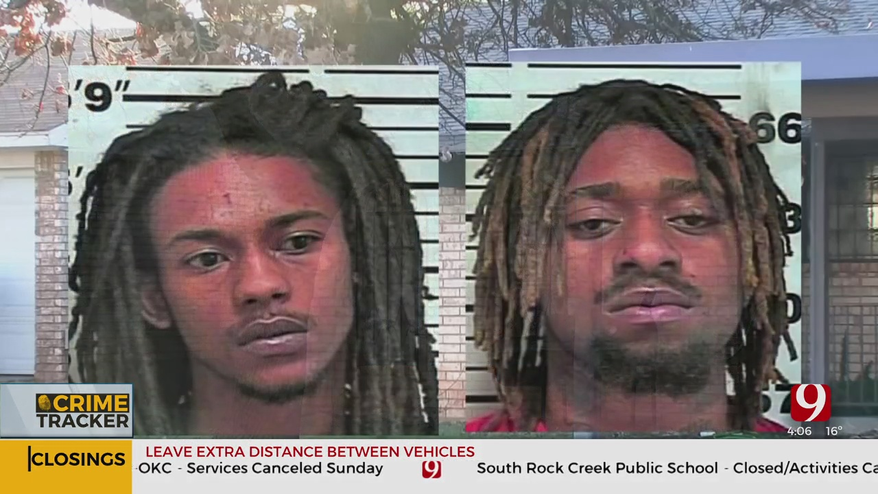 Bodycam Video Shows Arrest Of 2 Burglary Suspects