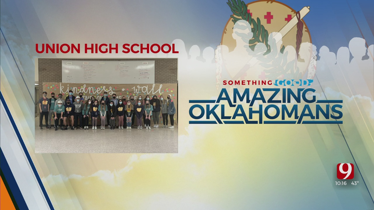 Amazing Oklahoman: Union City High School Students